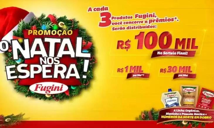 Promoção Fugini 2021 O Natal Nos Espera!