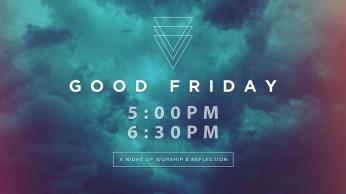Good Friday Gathering Times Slide