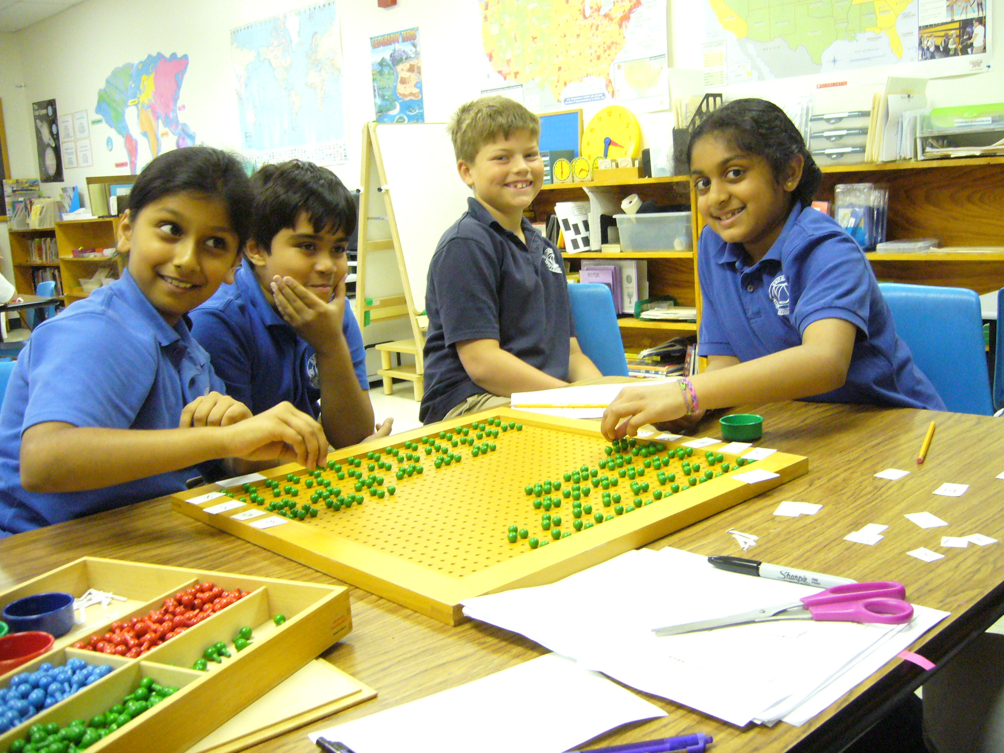 Montessori Elementary Grades 1 6