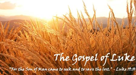 Sermons on Luke | Redeeming God