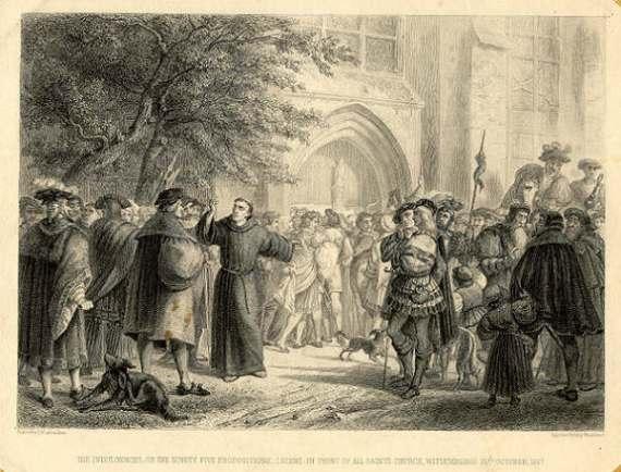 Sola Scriptura Reformation