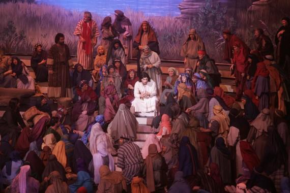 The Teaching Method of Jesus