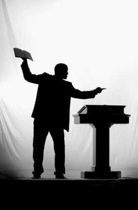 Down with Preaching