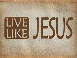 Live Like Jesus Love Like Jesus