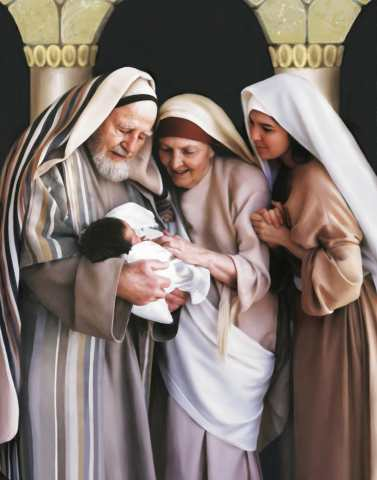 Luke 1 Zacharias Benedictus