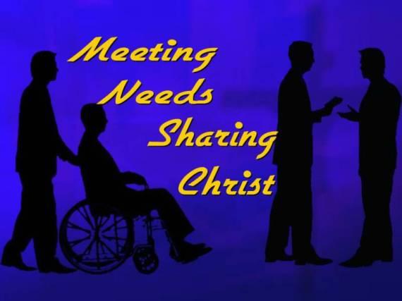 Need based evangelism
