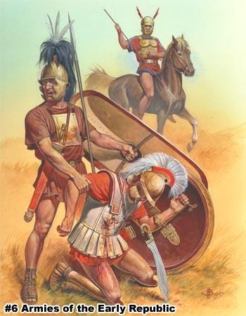 Roman soldiers 1