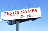 Jesus Saves Money