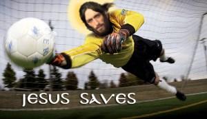 Jesus Saves Soccer