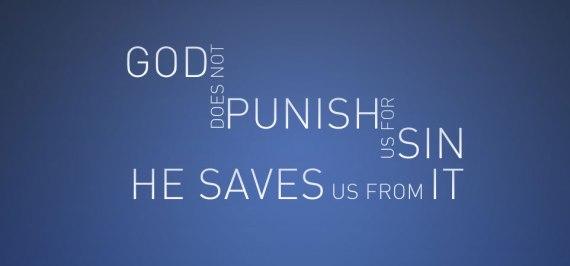 Does God punish sin?