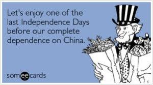 Independence Day China