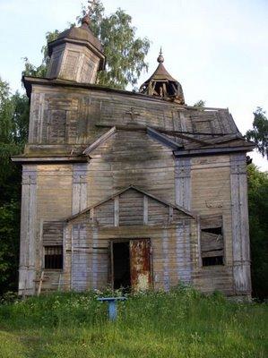 church is broken