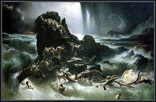 the flood Genesis 6