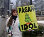 Are Christmas Trees Idols?