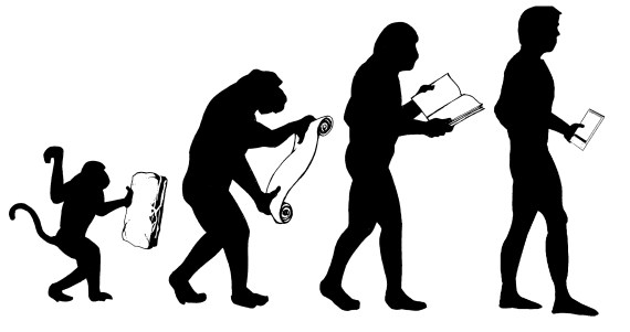 ebook publishing evolution