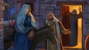 innkeeper missed christmas