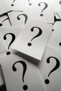 question the church