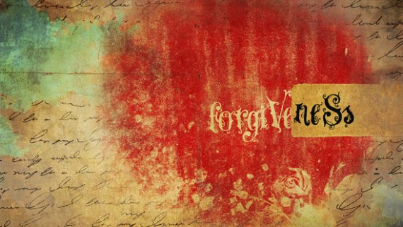 Forgiven and forgiveness