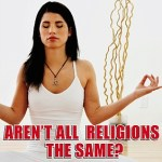 All Religions Are the Same