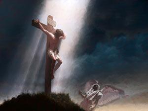satan defeated at the cross