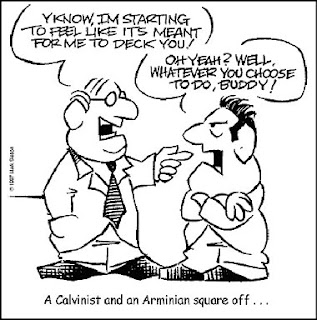 calvinist arminian predestination