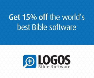 logos Bible software discount