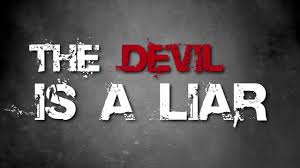 devil is a liar and murderer