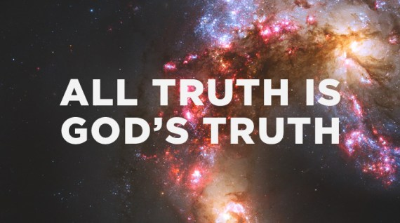 all truth is gods truth