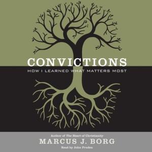 convictions - Marcus borg
