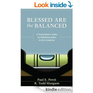 seminary - blessed are the balanced