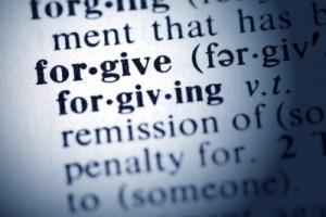 forgiven forgiveness