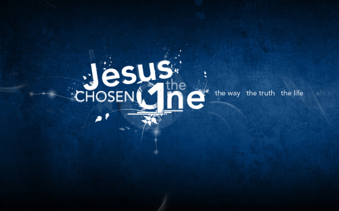 Jesus the elect one