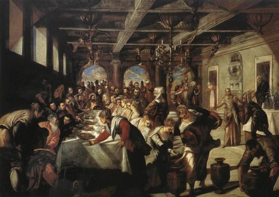 wedding banquet Matthew 22 14