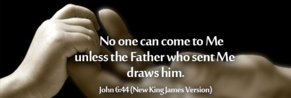 the father draws him john 6 44