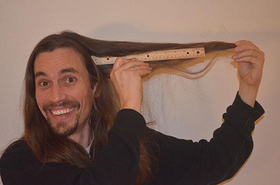 Jeremy Myers hair