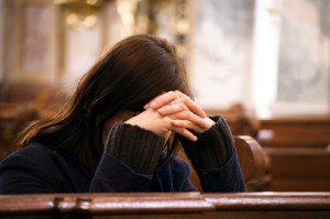 abortion shame in church