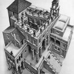 Luke 6:17-26 – We Live in the World of M. C. Escher