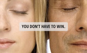 loving is not winning