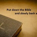 Strive for Biblical Living More than Biblical Literacy