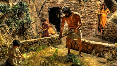 Genesis 3 17-19 curse Adam ground