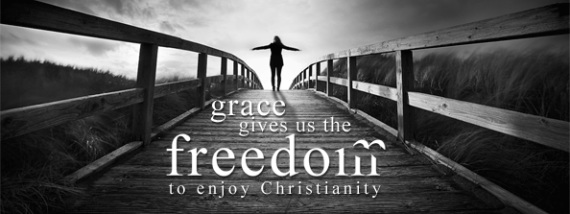 grace gives freedom