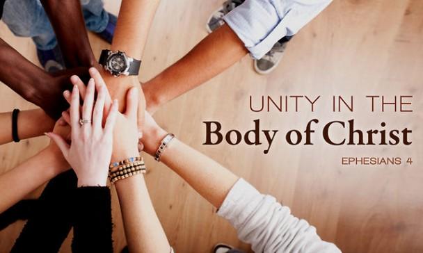 unity in the church Ephesians 4:4-6