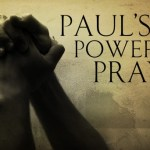 Praying Powerful Prayers