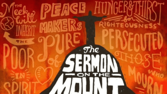 Matthew 5-7 sermon on the mount