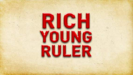 The Rich Young Ruler Matthew 19:16-21