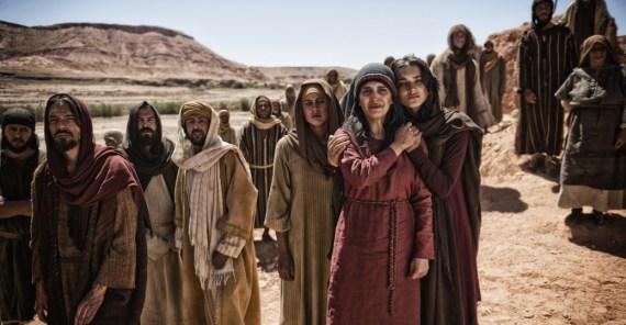 Martha Jesus Lazarus John 11