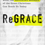 I interviewed Frank Viola about his book, ReGrace, and he accused me of heresy. ??? (He was joking. I think.)
