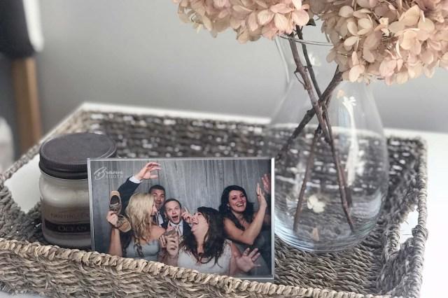 Guestroom Wedding Photo