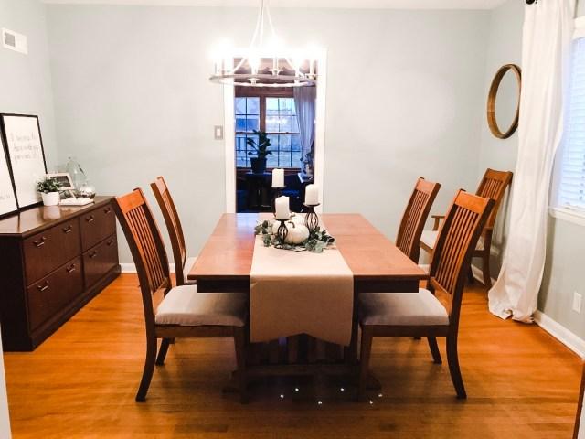 Dining Room Filing Cabinet