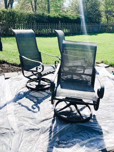 Chair Set After